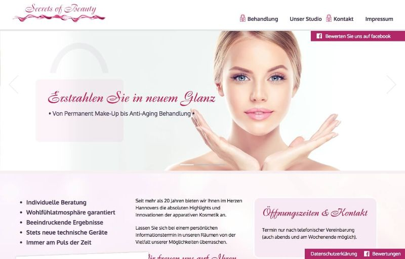 Bild von Secrets of Beauty in Hannover